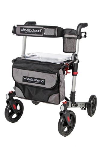 WheelzAhead TRACK Rollator